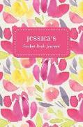 Cover-Bild zu Andrews McMeel Publishing (Hrsg.): Jessica's Pocket Posh Journal, Tulip