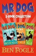 Cover-Bild zu Fogle, Ben: Mr Dog Animal Adventures: Volume 1: Mr Dog and the Rabbit Habit, Mr Dog and the Seal Deal, Mr Dog and a Hedge Called Hog (eBook)