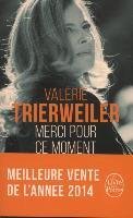 Cover-Bild zu Trierweiler, Valérie: Merci pour ce moment