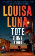 Cover-Bild zu Luna, Louisa: Tote ohne Namen