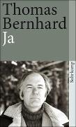 Cover-Bild zu Bernhard, Thomas: Ja