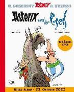 Cover-Bild zu Ferri, Jean-Yves: Asterix 39 Luxusedition