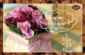 Cover-Bild zu Engeln, Reinhard (Hrsg.): Liebe Geburtstagsgrüße