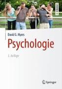 Cover-Bild zu Psychologie von Myers, David G.