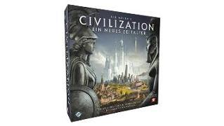 Cover-Bild zu Civilization - Ein neues Zeitalter von Fantasy Flight Games de (Hrsg.)