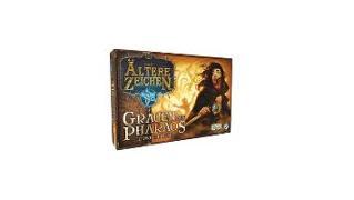 Cover-Bild zu Das Ältere Zeichen - Grauen des Pharaos Erweiterung von Fantasy Flight Games de (Hrsg.)