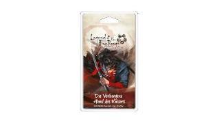 Cover-Bild zu Legend of the Five Rings: LCG - Die Verborgene Hand des Kaisers von Fantasy Flight Games de (Hrsg.)