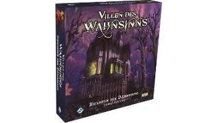 Cover-Bild zu Villen des Wahnsinns 2. Edition - Heiligtum der Dämmerung Erweiterung von Fantasy Flight Games de (Hrsg.)