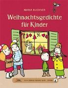 Cover-Bild zu Göpfert, Lucie (Illustr.): Das große kleine Buch: Weihnachtsgedichte für Kinder