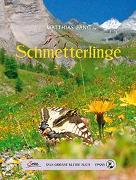 Cover-Bild zu Zang, Matthias: Das große kleine Buch: Schmetterlinge