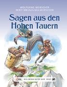 Cover-Bild zu Morscher, Wolfgang: Das große kleine Buch: Sagen aus den Hohen Tauern