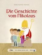 Cover-Bild zu Heindl, Wolfgang: Das große kleine Buch: Die Geschichte vom Nikolaus