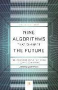 Cover-Bild zu MacCormick, John: Nine Algorithms That Changed the Future