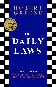 Cover-Bild zu The Daily Laws von Greene, Robert