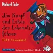 Cover-Bild zu Ende, Michael: Jim Knopf und Lukas der Lokomotivführer 1. Lummerland