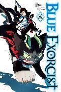 Cover-Bild zu Kato, Kazue: Blue Exorcist, Vol. 8