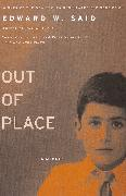 Cover-Bild zu Said, Edward W.: Out of Place