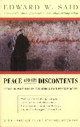 Cover-Bild zu Said, Edward W.: Peace And Its Discontents