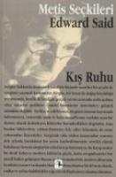 Cover-Bild zu W. Said, Edward: Kis Ruhu