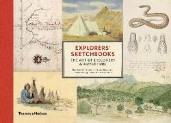 Cover-Bild zu Lewis-Jones, Huw: Explorers' Sketchbooks