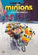 Cover-Bild zu Collin, Renaud: Minions - Mini-Boss Kabuki