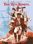 Cover-Bild zu Kraehn, Jean-Charles: Der Rote Korsar - Die neuen Abenteuer 02
