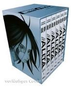 Cover-Bild zu Kishiro, Yukito: Battle Angel Alita - Last Order - Perfect Edition 1-6 im Schuber mit Extra