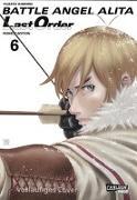 Cover-Bild zu Kishiro, Yukito: Battle Angel Alita - Last Order - Perfect Edition 6