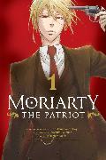 Cover-Bild zu Takeuchi, Ryosuke: Moriarty the Patriot, Vol. 1