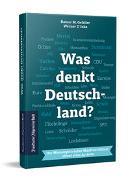Cover-Bild zu D'Inka, Werner: Was denkt Deutschland