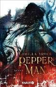 Cover-Bild zu Pepper-Man (eBook) von Bruce, Camilla
