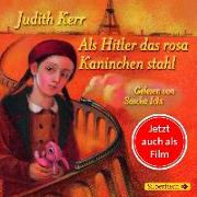 Cover-Bild zu Als Hitler das rosa Kaninchen stahl - Filmausgabe von Kerr, Judith