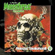 Cover-Bild zu Macabros - Classics, Folge 12: Molochos' Totenkarussell (Audio Download) von Shocker, Dan