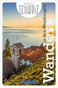 Cover-Bild zu Hallwag Kümmerly+Frey AG (Hrsg.): Wandern in den Weinbergen Erlebnis Schweiz