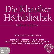 Cover-Bild zu Die Klassiker Hörbibliothek, Brillant-Edition. Meisterwerke der Weltliteratur (Audio Download) von Paul, Jean