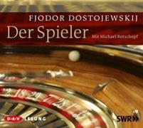 Cover-Bild zu Der Spieler (5 CDs) von Dostojewskij, Fjodor M.