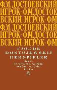 Cover-Bild zu Der Spieler von Dostojewskij, Fjodor M.