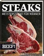 Cover-Bild zu BEEF! - STEAKS von Frenzel, Ralf (Hrsg.)