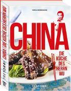 Cover-Bild zu CHINA von Heinzelmann, Ursula