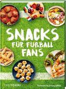 Cover-Bild zu SZ Gourmet Edition: Snacks für Fußballfans von Frenzel, Ralf (Hrsg.)