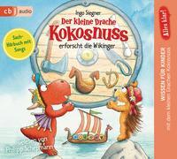 Cover-Bild zu Alles klar! Der kleine Drache Kokosnuss erforscht die Wikinger von Siegner, Ingo