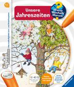 Cover-Bild zu Friese, Inka: tiptoi® Unsere Jahreszeiten