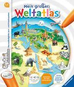 Cover-Bild zu Friese, Inka: tiptoi® Mein großer Weltatlas