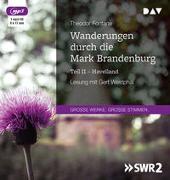 Cover-Bild zu Wanderungen durch die Mark Brandenburg - Teil II: Havelland von Fontane, Theodor