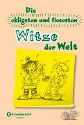 Cover-Bild zu Kuhn, Christina: Die ekligsten und fiesesten Witze der Welt