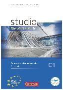 Cover-Bild zu Bettermann, Christel: Studio: Die Mittelstufe, Deutsch als Fremdsprache, C1, Kursbuch mit Lösungsbeileger