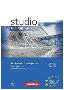 Cover-Bild zu Babayan, Katerina: Studio: Die Mittelstufe, Deutsch als Fremdsprache, C1, Übungsbuch, Mit Hörtexten des Übungsteils als MP3-Download