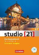 Cover-Bild zu Funk, Hermann: Studio [21], Schweiz, A1, Kurs- und Übungsbuch mit Audio- und Lösungs-Downloads