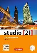 Cover-Bild zu Funk, Hermann: Studio [21], Grundstufe, A1: Teilband 1, Das Deutschbuch (Kurs- und Übungsbuch), Mit E-Book auf scook.de und Materialdownload auf cornelsen.de/codes