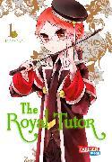 Cover-Bild zu Akai, Higasa: The Royal Tutor 1